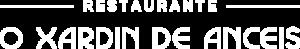 O-Xardin-de-Anceis-Restaurante-Cambre-Coruña LOGO tipografia positivo transparente